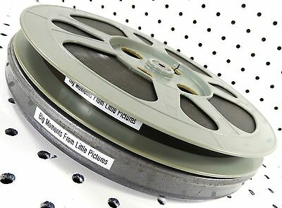16mm Film: Big Moments From Little Pictures 1924 Rogers 19m 10s B/W sound