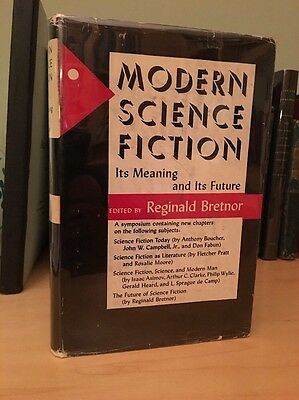 Vintage Symposium On MEANING OF SCIENCE FICTION IN COLD WAR CULTURE
