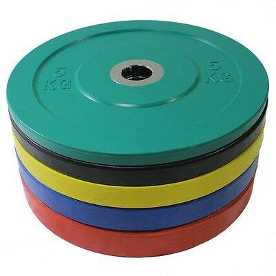 Evinco Olympic Bumper Plate 5 - 25KG
