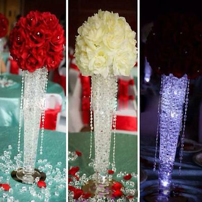1000pcs Bling Party Table Decorations Confetti Acrylic Crystals Wedding Decor