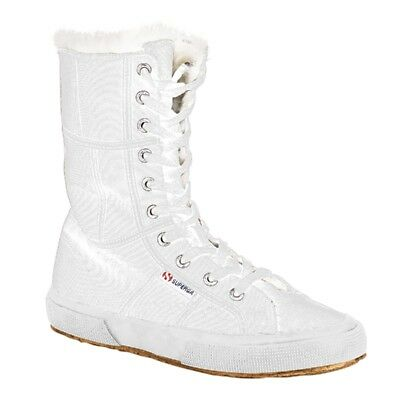 Superga Mid Cut Shoes Boots Heritage Woman