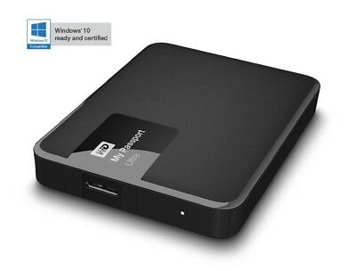 Western Digital WD My Passport Ultra 1TB USB 3.0 Portable External Hard Drive
