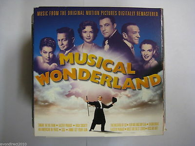 2 CD Somewhere over the Rainbow: The Golden Age of Hollywood Musicals MGM/ JUDY!