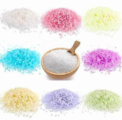 Scented Bath Salts - 100g Dead Sea Epsom Himalayan Pink Fragranced Or Natural
