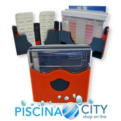 Test Kit Kit Piscina Pillole Dpd-Phenol Red Astralpool 14647