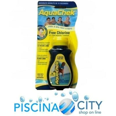 Test Kit Piscina A Striscie 4 Parametri Astralpool 11732
