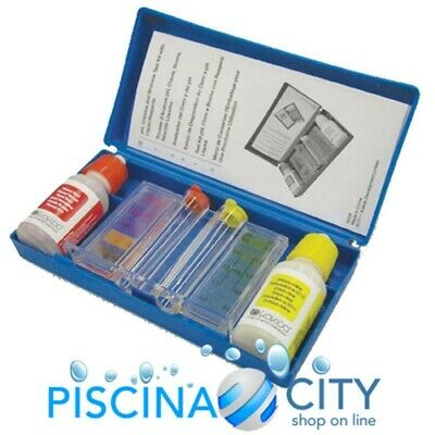 Test Kit Piscina Gocce Cl-Ph Astralpool Ccm0054