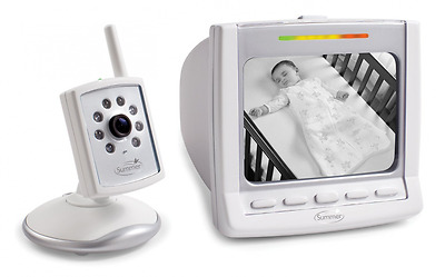 Summer Infant Day and Night Digital Video Baby Monitor New