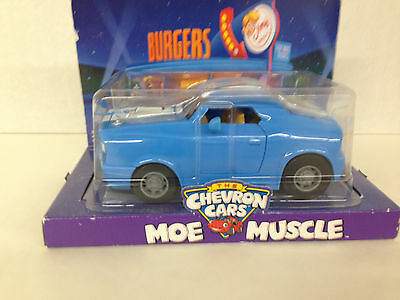 Chevron Mo Muscle Toy Car