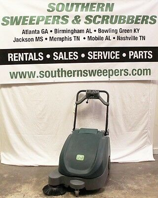 Nobles Scout 5 24 Battery Walk-Behind Scrubber