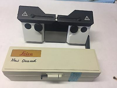 Leica Microtome Z Knife Holder with knife for  2025 2065 2035  2135  etc.