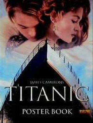 James Camerons Titanic - James Cameron [Posterbook]