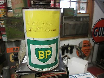 Early Original BP Litre Oil Can