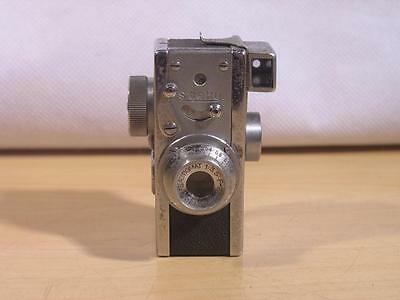 Subminiature Steky II Camera w/ 2 Cassettes