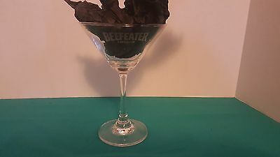 Beefeater London Dry Gin Stemmed Martini Glass