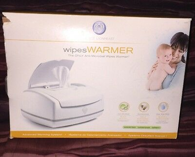 New Prince Lionheart Wipes Warmer NIB