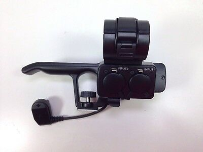 Sony HXR-NX70 NX70 XLR Top Handle Adapter With Mic Holder NEW