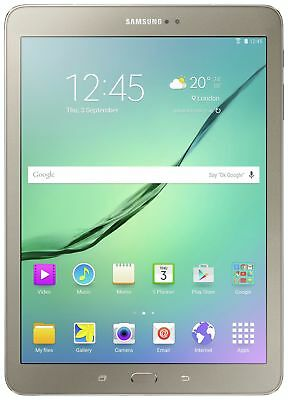 Samsung Galaxy Tab S2 9.7 Inch 32GB Android WiFi Tablet - Gold
