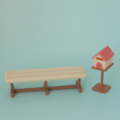 Sylvanian Families HOUSE & FURNITURE SET FOR STARTER DH-05 Epoch Calico Critters