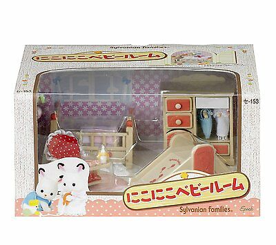 Sylvanian Families BABY ROOM SET Epoch Calico Critters