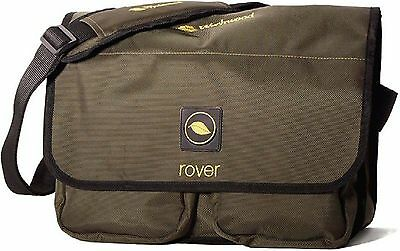 Wychwood Fishing Rover Bag - Front Pockets, Weather & Rot Resistant, Nylon