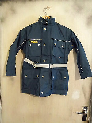 Boys Belstaff Tourmaster 500 Motorcycle Jacket Size Age 8 Insulated Liner