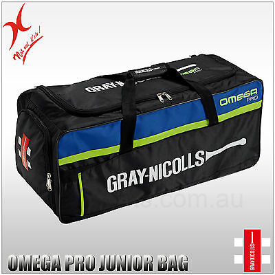 Gray-Nicolls Cricket Bag - Omega Pro Junior Cricket Bag