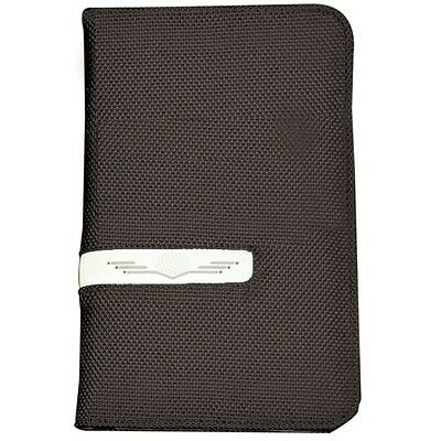 Deluxe Scorecard Holder - Black
