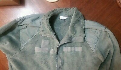 Us Army Surplus Gen Iii Cold Weather Fleece Jacket**large Regular**