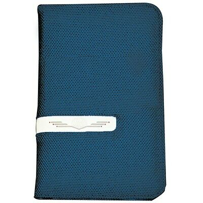 Deluxe Scorecard Holder - Blue
