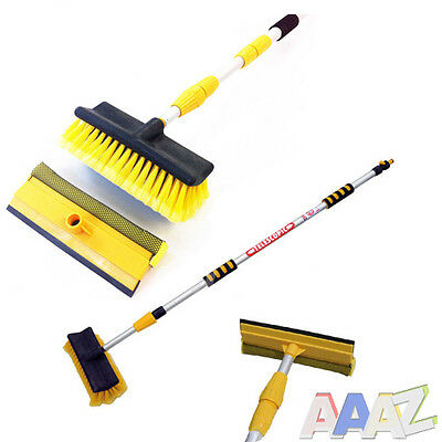 Voche 174 3m Telescopic Extendable Water Fed Brush And