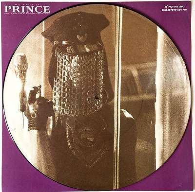 "PRINCE AND THE NEW POWER GENERATION ‎- My Name Is Prince (12"") (Picture Disc)"