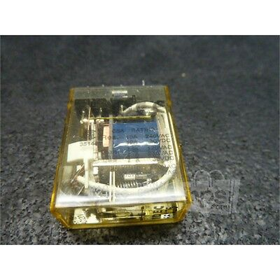 IDEC 35144 General Purpose Compact Power Relay with AC Coil 10A, 240VAC
