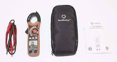 Southwire 21010N 400A AC Clamp Meter With Pouch