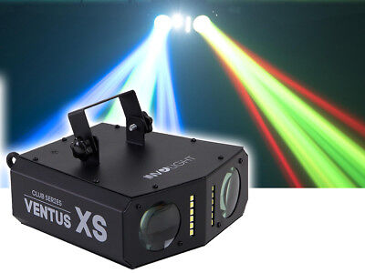 INVOLIGHT VENTUS XS Hybrid Flower Strobe RGB LED Lichteffekt Party Disco Techno