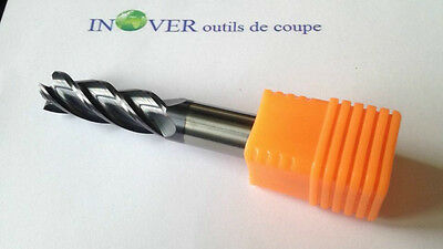 14mm Drill Tungsten Z4 +TIALN Tail 14mm Helix 30° HRC45 Coupe a Center