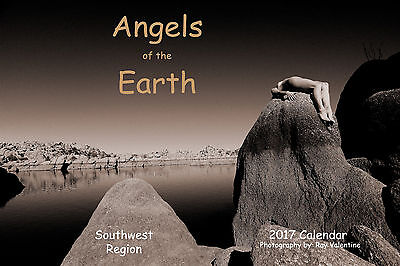 2017 12 month Calendar - Angels of the Earth (Soutwest Region) - 13 images - New