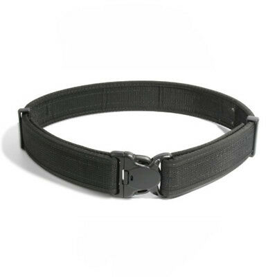 "Blackhawk Reinforced 2"" Duty Belt with Loop Inner Medium 32""-36"" Black 44B4MDBK"
