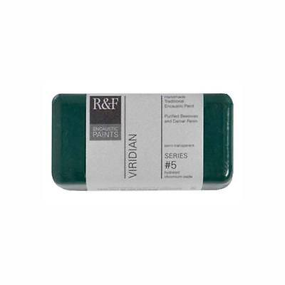 R&F Encaustic 40Ml Viridian