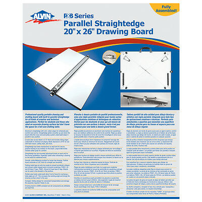 Parallel Straight Edge Kit 20X26