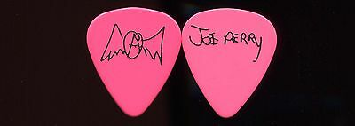 AEROSMITH 2000 Concert Tour Guitar Pick!!! JOE PERRY custom stage Pick #2