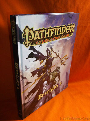 Pathfinder RPG Bestiary 5 HC Roleplaying Game Hardcover PZO1133 2015 OGL D&D 3.5