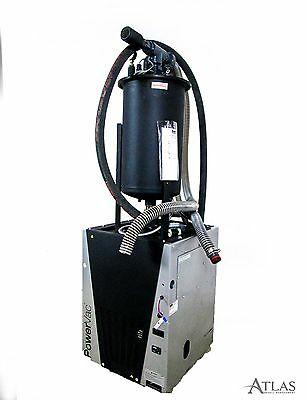 Midmark PowerVac Power Vac P3 2010 Dental Rotary-Vane Vacuum Pump w/ 12 Hg & 2HP
