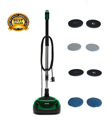 Floor Polisher Electric Scrubber Buffer Burnisher Machine Tile Hard Wood Cleaner