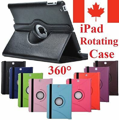 Leather Stand iPad Case Cover For Mini 2 3 4 Air 2 Pro 9.7 10.5 12.9 2017 2018