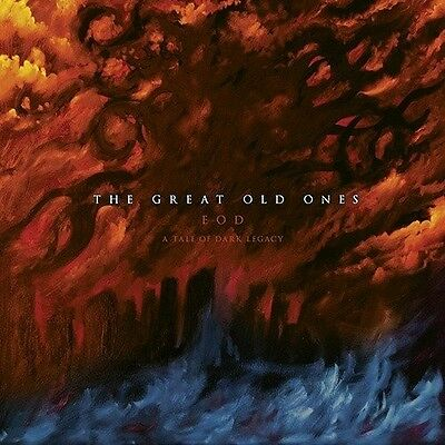 The Great Old Ones - Eod: A Tale Of Dark Legacy  Black  2 Vinyl Lp New+