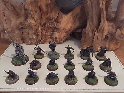 Warhammer Lord Of The Rings Professionally Painted And Based Bulk