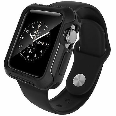 Apple Watch Series 2 Case 42mm Cover Full Screen Sensors TPU Protection Body NEW