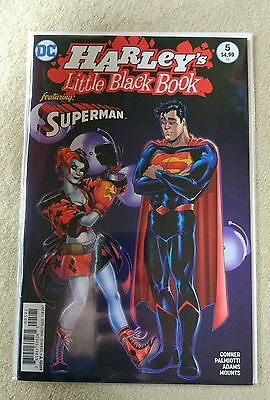 Harley's Little Black Book #5 1:25 Variant - 2016 - DC Comics - Englisch