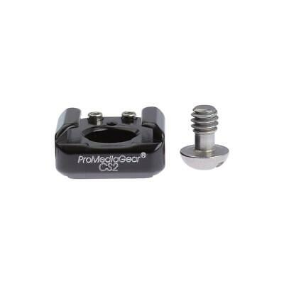 """ProMediaGear CS2 1/4""""-20 Screw to Cold Shoe Adapter, 2 Pack #CS2X2"""